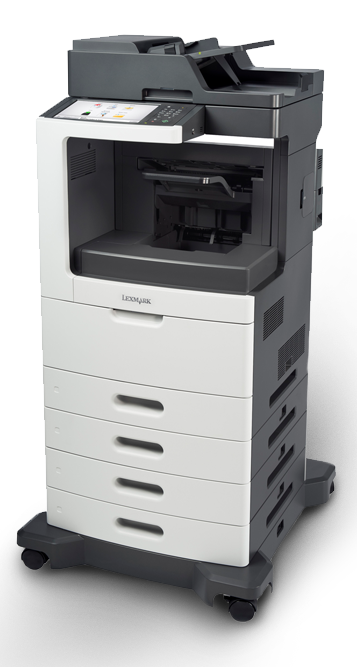 The Lexmark XM 7155 Is The Office Tool For Small Size And Growing Work  Groups