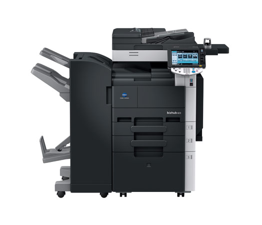 TWith the bizhub 363, you'll enjoy high-volume productivity with B&W print/copy output up to 36 ppm and B&W scanning up to 70 opm. Plus, these black & white printers allow you to customize your solution to keep up with the goals of your business Service Business Equipment can service, rent or repair this copier and many other copiers, copy machines, printers and scanners